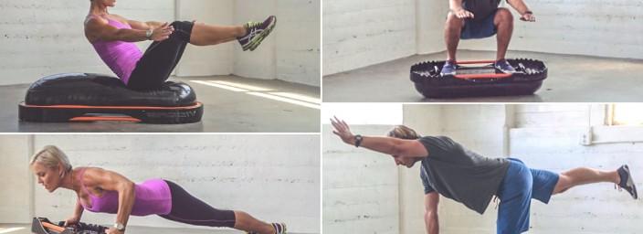 Terracore Vicore: l'evoluzione dell'allenamento
