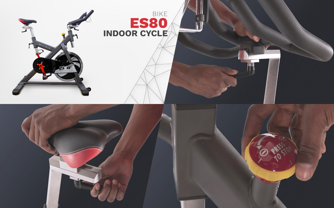indoor cycle matrix home fitness bike
