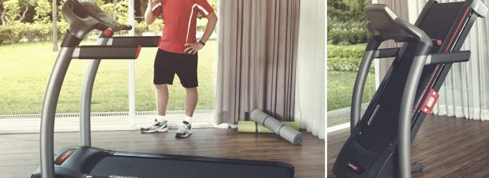Il tapis roulant ideale per la tua palestra in casa? E' il Johnson 8.1!