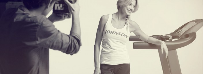 Maddalena Corvaglia e Johnson Fitness insieme per ActionAid