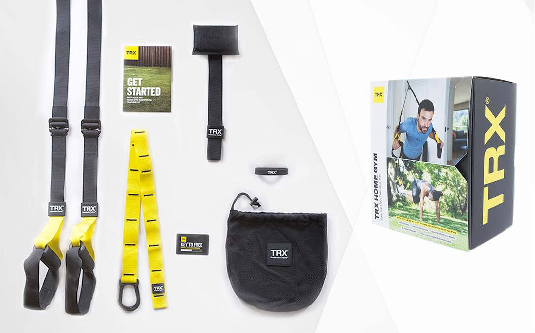 attrezzatura TRX johnson fitness store