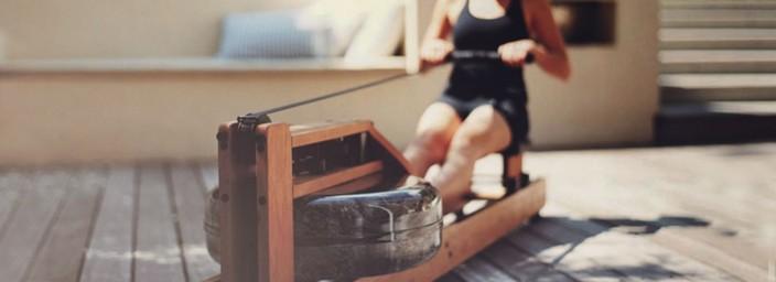 Scegli il WaterRower per migliorare il tuo allenamento a casa!