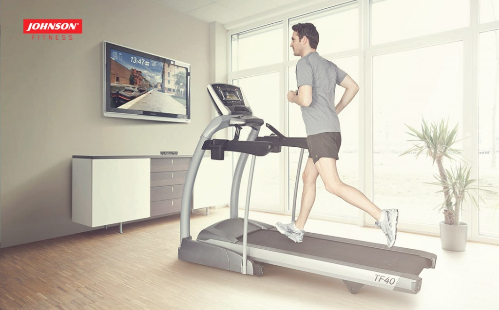 treadmill johnson TF40