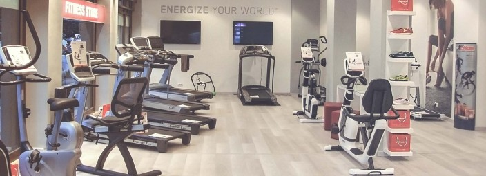 Scegli un Johnson Store per i tuoi acquisti di fitness!