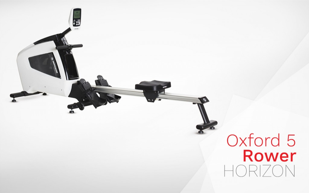 Rower Oxford 5 Horizon Johnson Fitness