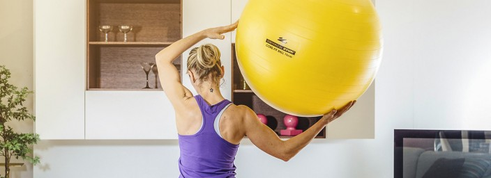 Costruisci una palestra in casa con attrezzature e accessori Johnson Fitness!