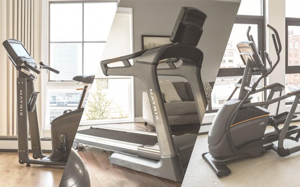 treadmill matrix ellittiche bike fitness