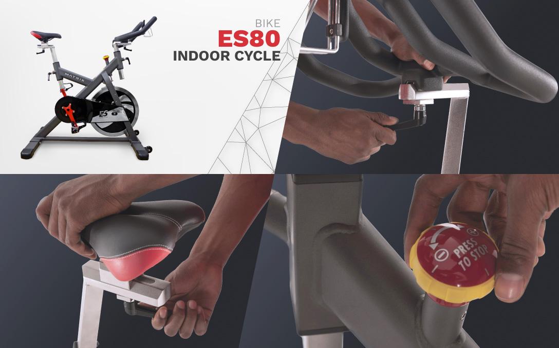 indoor cycle matrix home fitness bike