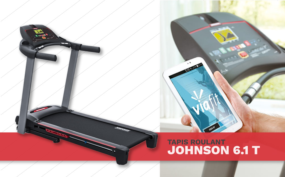 treadmill johnson fitness