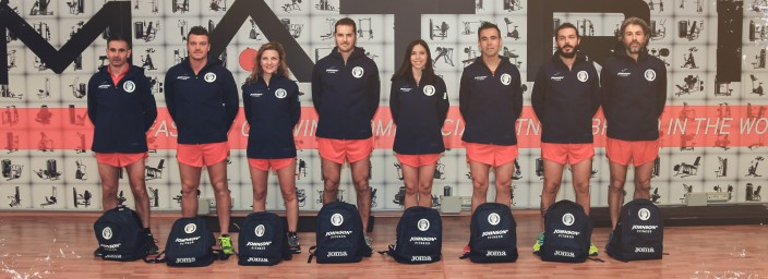 Johnson Fitness supporta l'Ancaria Running Team
