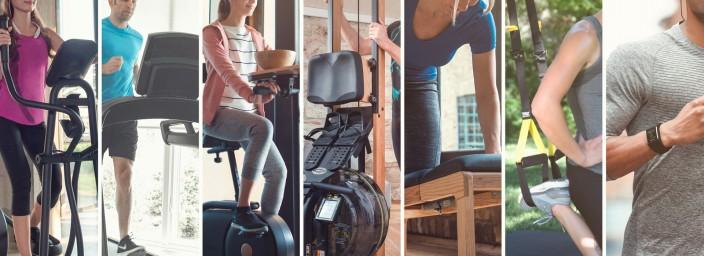Johnson Fitness: il tuo negozio di attrezzature fitness per l'homegym!